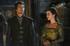 Reign, season 4, episode 4, Playing with fire. Lord Darnley and Queen Mary.