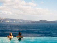 Feel free to relax! #AndronisExclusive #Santorini #VolcanicView Photo credits: @gmichaelreilly
