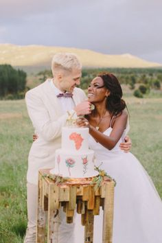 Glamping Under the African Sun: Intimate Wedding For Two