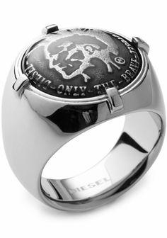 Pe Giers Ring Sterlingsilber 925 Herrenring