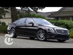 The New York Times: Car Review - 2015 Mercedes-Benz S550 4Matic | Driven