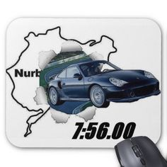 2000 Turbo Mouse Pad