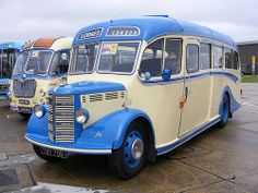 Lodge Coaches of Essex: TMY700 Bedford OB/Duple                                                                                                                                                                                 More