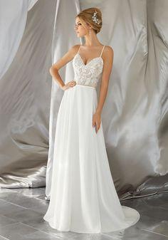 Mina Lorence Elegant Wedding Dresses 2018
