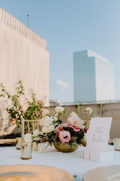 Photo: @leninandbecca⁠⠀ Brides of Oklahoma FEATURED vendors:⁠⠀ Bridal Gown + Accessories: @chantillycouturebridal⁠⠀ Decor + Rentals: @mariannesrentals⁠⠀ Floral: @anthousai⁠⠀ Wedding Planner: @feteokc⁠ #bridesofok #oklahomawedding #rooftopreception #chapelwedding #artsywedding #gardenwedding #romanticweddig #rooftopwedding #weddings #weddinginspiration Cozy Wedding, Wedding Scene, Garden Wedding, Rooftop Wedding, Chapel Wedding, Wedding Vendors, Weddings, Oklahoma Wedding, Floral Centerpieces