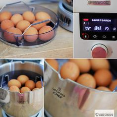 Cooking Chef Gourmet, Kenwood Cooking, Nutribullet, Breakfast, Kitchen, Food, Food Processor Recipes, Egg Salad Recipes, Chef Recipes