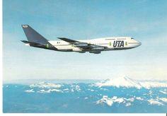 UTA Boeing 747