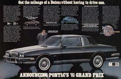1981 pontiac grand prix - My first NEW car.                                                                                                                                                                                 More