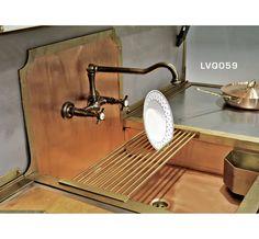 Copper sink :)