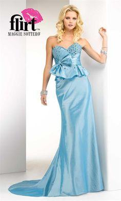 Flirt Dress P5626L at Peaches Boutique