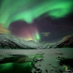 Aurora Boreal, Noruega