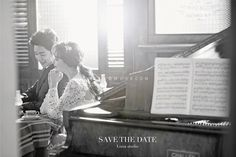 Korean Wedding Photography, Couple Photography, Wedding Company, Wedding Couples, Wedding Ideas, Photography Packaging, Pre Wedding Photoshoot, Sweet Couple, Save The Date