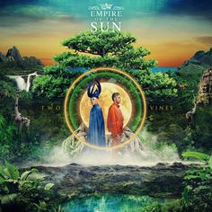 "Coming soon in stores of music ""Two vines"" New album of Empire of the sun"