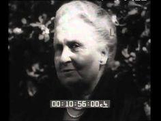 Vivente commemorazione di Maria Montessori