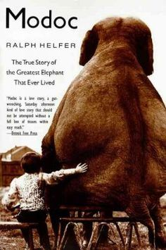 JUST AN AWESOME BOOK!!  Chronicles the life and times of an elephant and her devoted companion and trainer, who journeyed from a small German circus town to international stardom in the Greatest Show on Earth to a tragic twenty-year separation