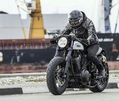 Yamaha Bolt XV950 by Moto di Ferro