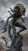 Xenomorph full body by uncannyknack
