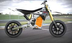 Speedy Electric Motorcycles - The RedShift Motorbike is New Millenium Magnificient (GALLERY)