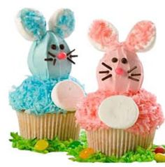 Cute Easter cake/cupcake ideas  Easter Cake Decorating Ideas