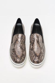 'Corinne' loafers - Fusco - Boutiques