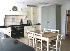 I love this kitchen!  It reminds me of National Trust properties, family lunches and birthday teas. We showcase this beautiful kitchen on our website - please follow the link and take a look.