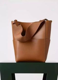 781ff8f792d70 Sangle Seau Bag in Natural Calfskin - Fall   Winter Collection 2015