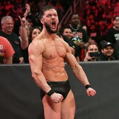 wwe @finnbalor is PUMPED for #WWEChamber and so are WE!  2018/02/17 06:56:47