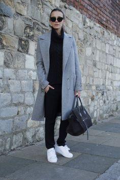 going grey. London. #sinbymannei
