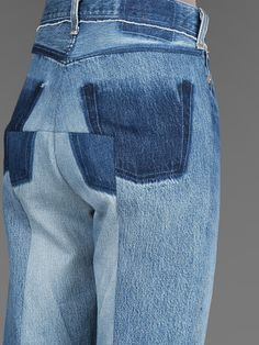 vetements jeans « Outi Les Pyy