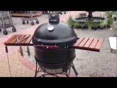 Kamado Joe Ceramic Grills- Become a Master Chef in Your Backyard Today!