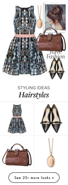 """""""Fashion gril"""" by amy0527 on Polyvore featuring Peter Pilotto, Bomedo, 3.1 Phillip Lim and Monica Rich Kosann"""