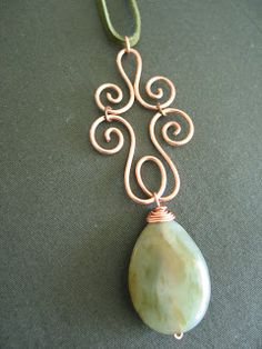 LilyGirl Jewelry: In the Studio: Artful Copper