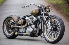 Custom Knucklehead.