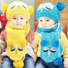 7 Best Kids hat and scarf images  f5c27bec4d45