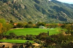 La Paloma Country Club - Ridge Course - No. 1--a Jack Nicklaus course. I LOVED playing here!!!