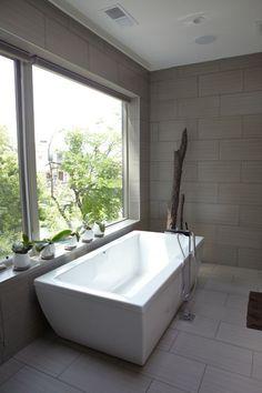 Modern Bathroom Idea Furniture listed in: