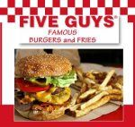 Weight Watchers Points - 5 Guys Burgers Nutrition Information