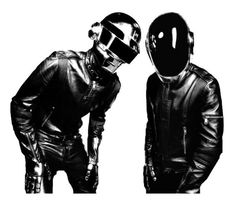In the future Daft Punk are pretty much the same. It turns out they were from the future. It's all so clear now.