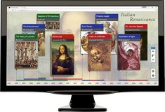 The HistropediaJS Timeline Renderer is a JavaScript library that allows you to turn existing data and content into fully interactive graphical timelines. Interactive Touch Screen, Interactive Timeline, History Websites, Html5 Canvas, Prophet Isaiah, Summer Courses, Up Theme, John The Baptist, World History