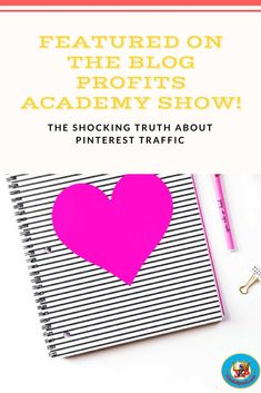 Recently I was featured Blogging Profits Academy.com about all things Pinterest Traffic, Blogging and home-based business. via @jkalungi