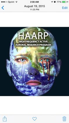 RESEARCH #HAARP WE DARE U...