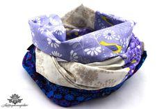 Tuch lila weiß - Schals aus der Lieblingsmanufaktur sind Unikate und so individuell wie Du selbst! Eben echte Lieblingsstücke!