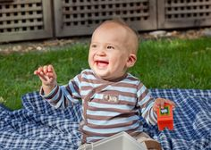 Games for your 5 month old. Let's Play! Where's My Toy? & Rock 'n' Row | BabyCenter