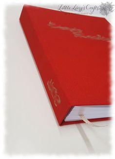 handgebundenes Buch