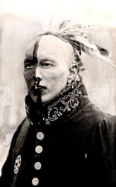 Miami tribe, 1812