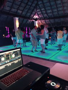 Corporate party dj mode: ON Led Dance, Destination Weddings, Cancun, Perfect Wedding, Wedding Reception, Dj, Party, Wedding Reception Venues, Destination Wedding