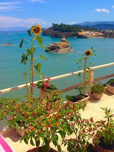Canal d'amore beach ⭐️ Sidari - Corfu - Greece