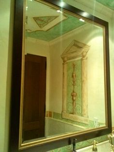 Fresco, Mirror, Furniture, Home Decor, Fresh, Decoration Home, Room Decor, Mirrors, Home Furnishings