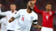 Raheem Sterling's rise has seen him become one of the best players in the England team Funeral Costs, England Players, Gareth Southgate, Raheem Sterling, Chelsea Fans, Poster Boys, England Football, Best Player, The Villain