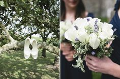 images by http://davidlongphotography.co.uk, flowers by Spriggs Florist